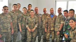 Operatori CIMIC di UNIFIL e delle LAF