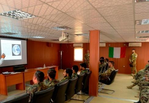 Foto 1 - seminario di Diritto Internazionale dei Conflitti Armati