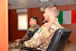 Foto 2 - seminario di Diritto Internazionale dei Conflitti Armat