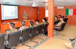 Foto 3 - seminario di Diritto Internazionale dei Conflitti Armat