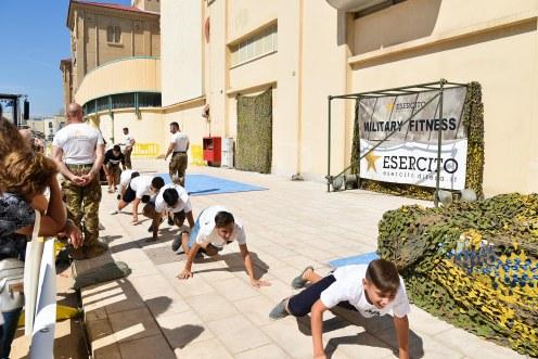 Percorso Military Fitness