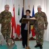 Kosovo/ Visite. Il Ministro Trenta e gen. Graziano incontrano il contingenteitaliano