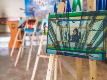 Foto 4 - mostra fotografica a Camp Arena- fotografie della mostra