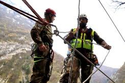 istruttori 5 Reggimento Alpini