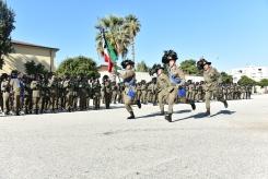 4.la bandiera di guerra del 6° reggimento bersaglieri