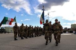 bandiera di guerra del 5° Rgt Alpini