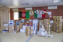 materiali donati