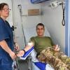 """Bari/ """"Pinerolo"""". Donazione di sangue al Reparto Comando, massiccia l'affluenza deimilitari"""