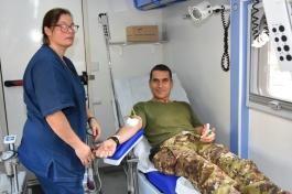 la donazione del comandante