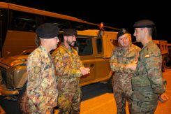 Esercitazione Toro 2019 Briefing pre-movimento per trasferimento mezzi con personale Esercito di Tierra_8