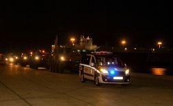 Esercitazione Toro 2019 Trasferimento mezzi dal porto di Segunto con Guardia Civil_6