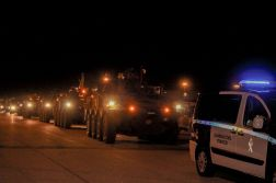 Esercitazione Toro 2019 Trasferimento mezzi dal porto di Segunto con Guardia Civil_7
